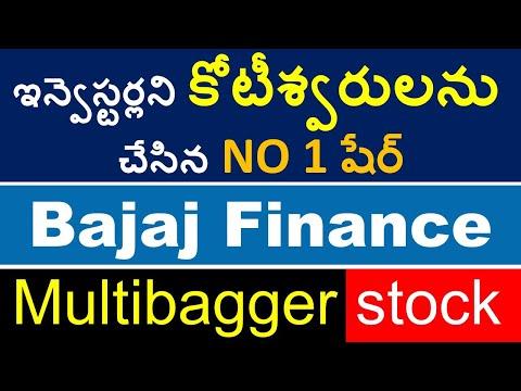 Bajaj Finance Share Analysis   Multibagger Stock For Long Term Investment