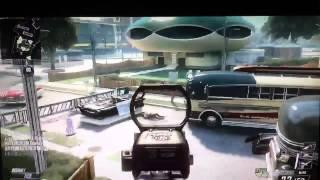 Black Ops 2 Online Gameplay- Nuketown Demolition Expert!