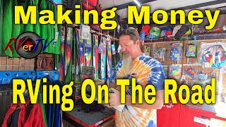 Making Money On The Road RVing 2020 - Extra Cash