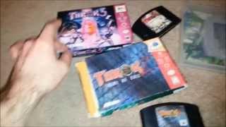 n64 turok 2 and turok 3 boxed ebay purchase