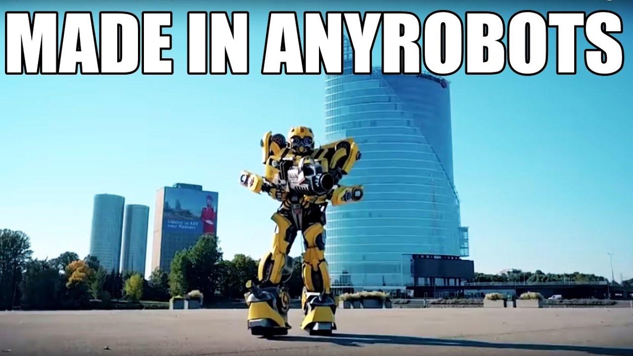 Новогодний костюм трансформера автобота. BumbleBee costume autobot .