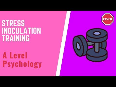 As Psychology - Stress Inoculation Training