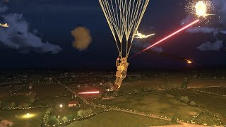 ArmA 3 Epic D-Day Paradrop - the D-Daily Special