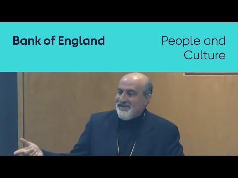 Tail Risk Measurement Heuristics by Nassim Nicholas Taleb - One Bank Flagship Seminar