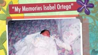 My Memories Isabel Ortega