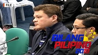 Tattoo ni Paolo Duterte