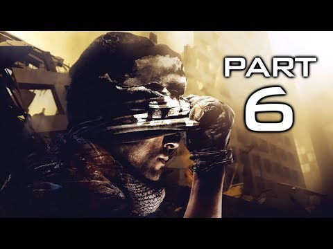 Call of Duty Ghosts Gameplay Walkthrough Part 6 - Campaign Mission 7 - Federation Day (COD Ghosts)