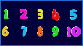 Numbers Song | Numbers For Kids | Numbers Rhymes | Numbers Names | Teddy & Timmy Poems For Kids
