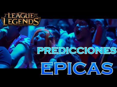10 PREDICCIONES EPICAS league of legends 2 thumbnail