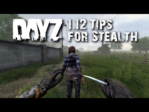 DayZ 1.12 Tips For Stealth - DayZ Guide