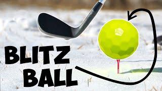 Crazy BlitzBall Golf Challenge | Stephen Castaneda