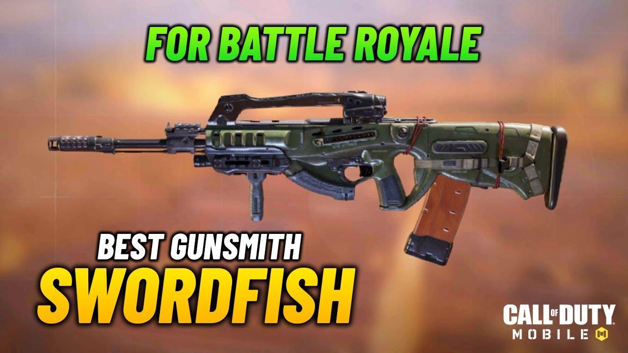 Swordfish Best Custom Loadout Codm   Swordfish Br Best Attachments Cod Mobile   Gunsmith