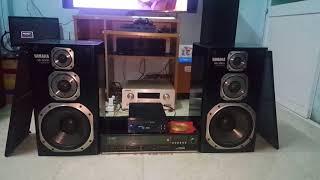 Test Yamaha ns 300x,bass 27cm,công suất 200watt,âm bass cực kì chắc khỏe