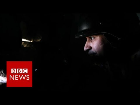 Battle for Mosul: The final frontline - BBC News