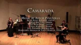 PIazzolla:  Milonga sin Palabras peformed by Camarada