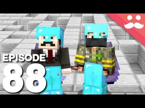 Hermitcraft 5: Episode 88 - RAGE BUSTERS!