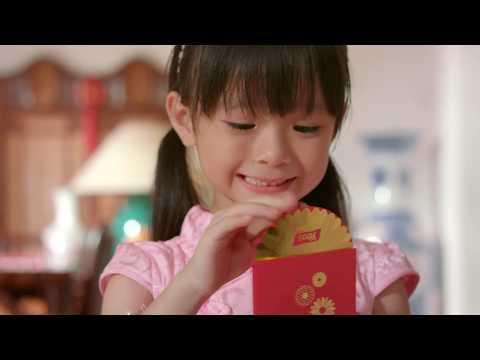Yeo's CNY: The Meaning of Ang Pow   Yeo's 农历新年:红包的含义
