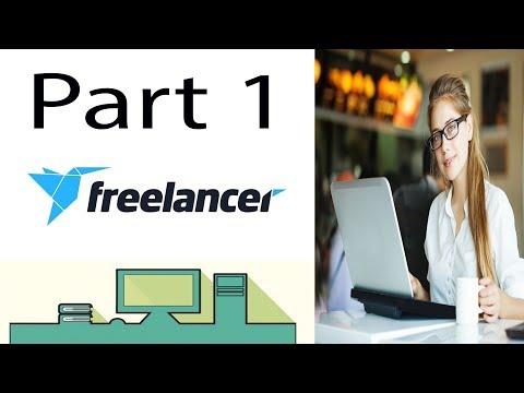 How to Earn Money From Freelancer in Urdu/Hindi Tutorial (Part1) 2017