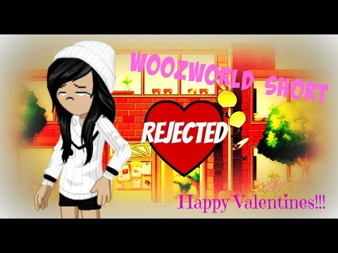 Woozworld Short - Rejected (Happy Valentines day!) - YouTube