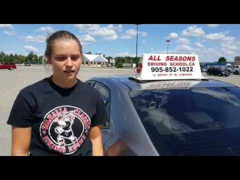 All Seasons Driving School >> Student Feedback 3 Youtube