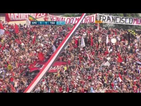 Caracas - Dvo. Táchira   Gol de Felix Cáseres