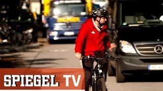 Fahrrad gegen Auto - Revierkampf auf der Straße