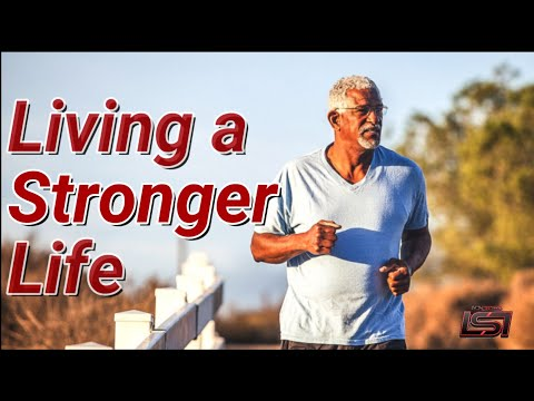 What 1% of Older Adults are doing to Live a Stronger Life.