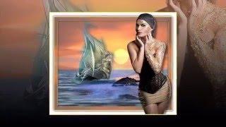 Видео из фотографий в Photodex ProShow  Я стану морем!