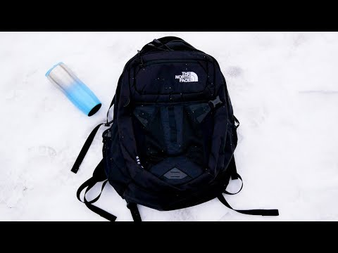 810a126f2 The North Face Recon Review: A Nearly Perfect Gadget Backpack? - YouTube
