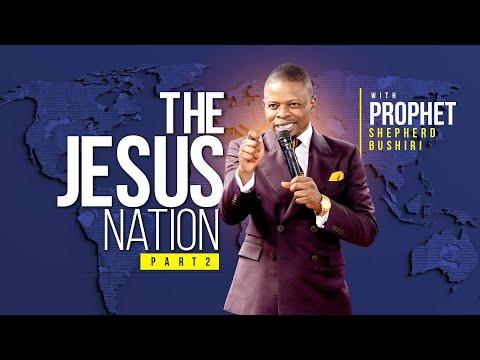 The Jesus Nation