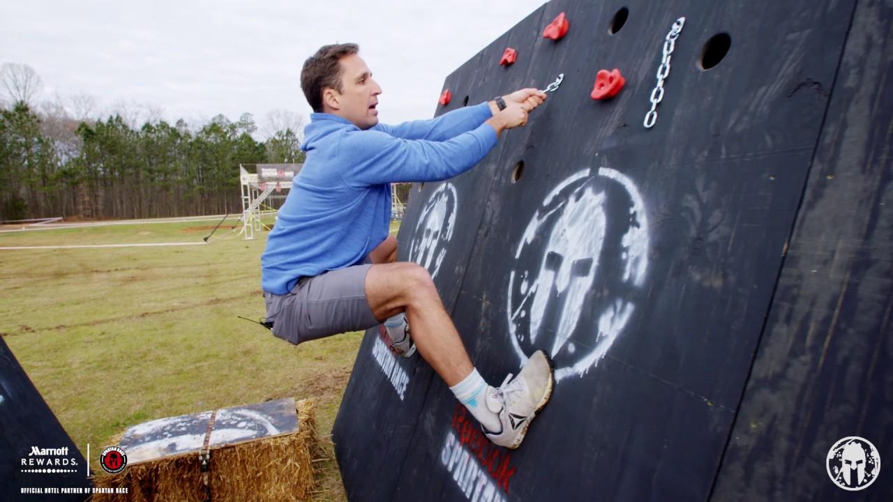 How Make Climbing Wall