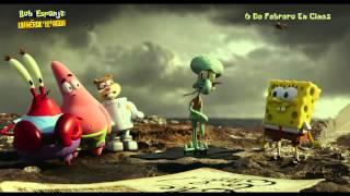 Bob Esponja Un Héroe Fuera Del Agua - Spot TV 3 (HD)