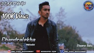 Dj Kettavan | Chandralekha Mix | Ghaana Babu | Mixmaster Crew