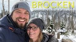 Aufstieg zum Brocken von Schierke, Harz / mit Drohne