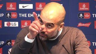 Pep Guardiola Full Pre-Match Press Conference - Manchester City v Bristol City - Carabao Cup