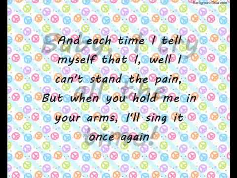 Piece of my Heart (Lyrics) - Haley Reinhart