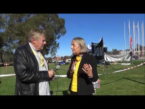 Senator Lee Rhiannon interview with Independent Australia (09/05/17)
