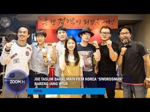 "Joe Taslim Bakal Main Film Korea ""Swordsman"" bareng Jang-hyuk"