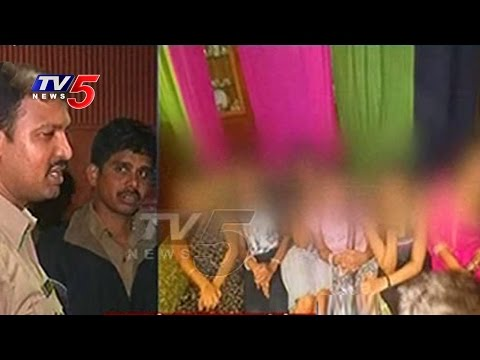 GHMC Employees Mujra Party | GHMC Commissioner  Suspends  8 Employees | Hyderabad | TV5 News