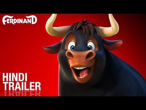 Ferdinand | Official Hindi Trailer | Fox Star India | December 15