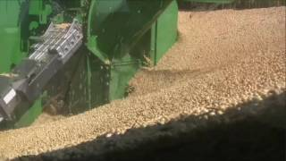 Soybean Harvest Cab Cam - Bryan Condit, Delaware County