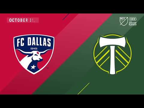 HIGHLIGHTS: FC Dallas vs. Portland Timbers | October 31, 2018