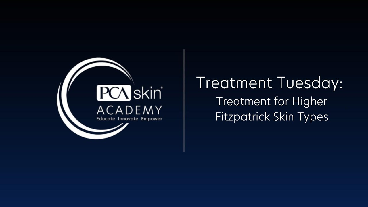 Click to open this video in a pop-up modal: Treatment Tuesday: Treatment for Higher Fitzpatricks