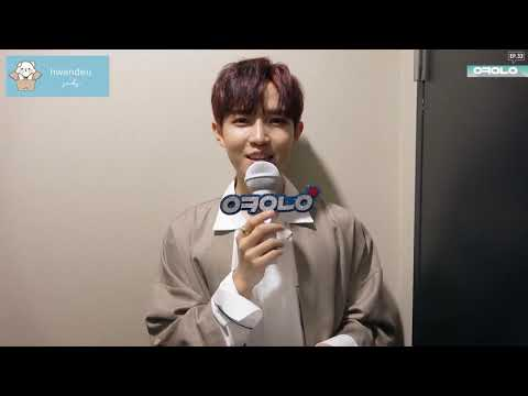 [ENG SUB] 181204 Okay Wanna One Ep 33 -  Q&A Time Part 2 (Jaehwan Cut)