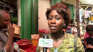 Trader Moni Initiative in Igando Market