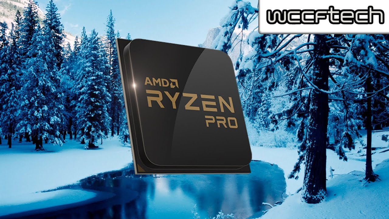 Ryzen PRO Used As A Heater? Sure, Why Not!