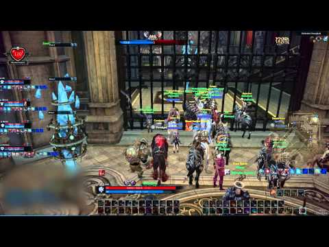 how to play berserker in tera