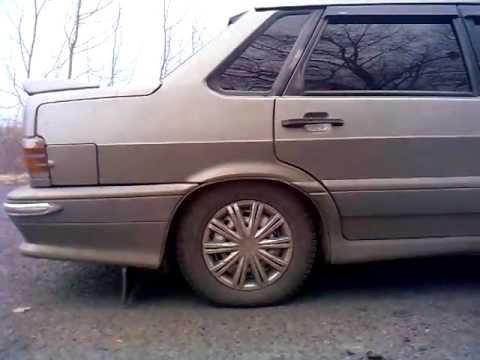 Тюнинг ВАЗ 21150