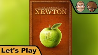 Newton - Brettspiel - Let