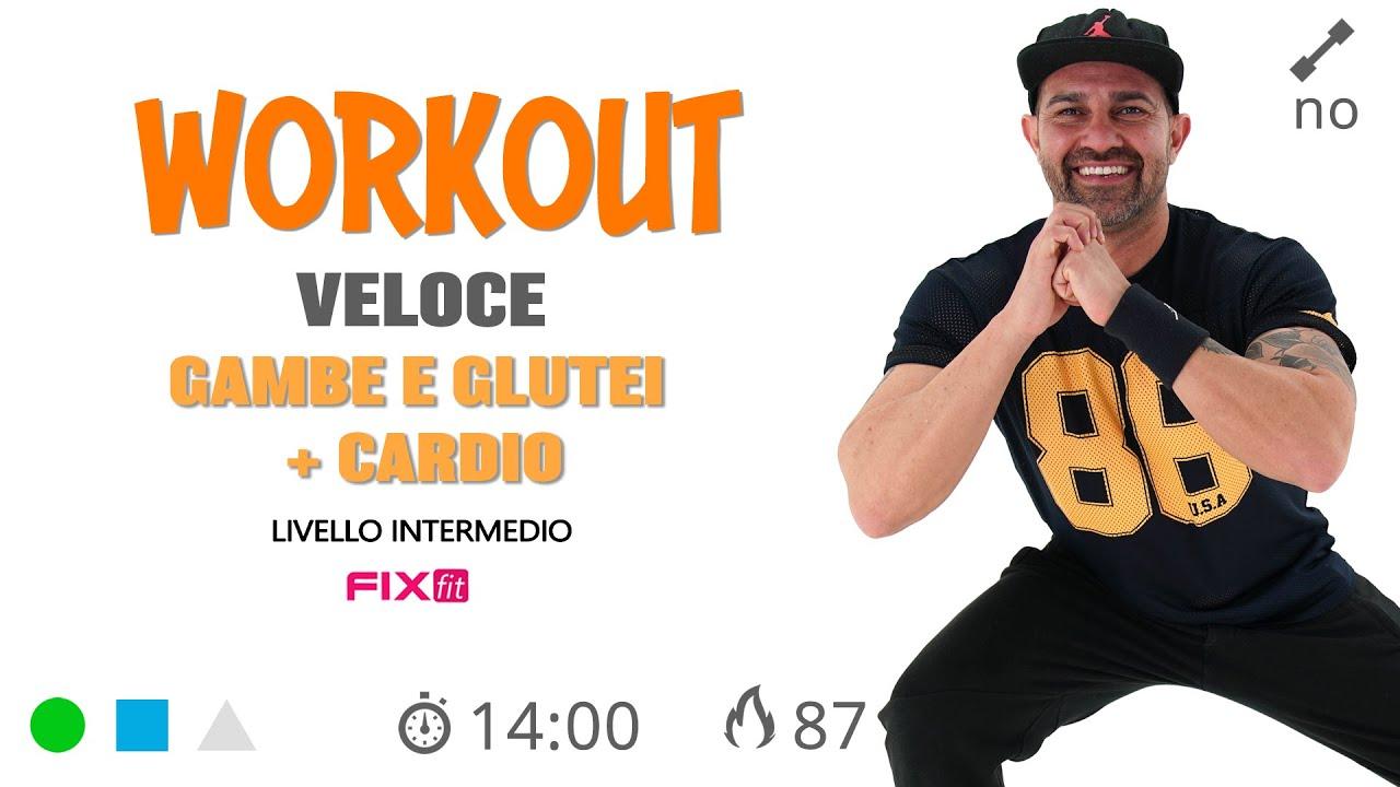 Download Esercizi Per Snellire Le Cosce: Gambe e Glutei + Cardio